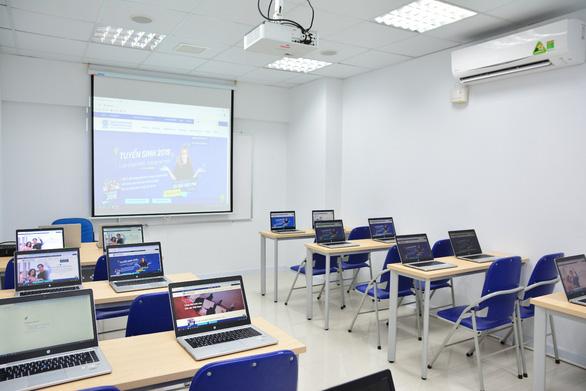Trung cấp Công nghệ Thông tin Sài Gòn tuyển học sinh từ THCS - Ảnh 4.