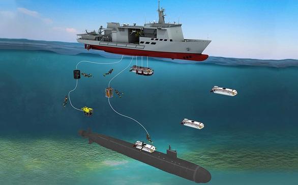 Ly kỳ cứu nạn tàu ngầm dưới biển khơi - Kỳ cuối: Từ buồng cứu nạn đến tàu lặn biển sâu - Ảnh 3.