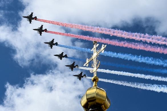 Nga duyệt binh Ngày chiến thắng - Ảnh 7.