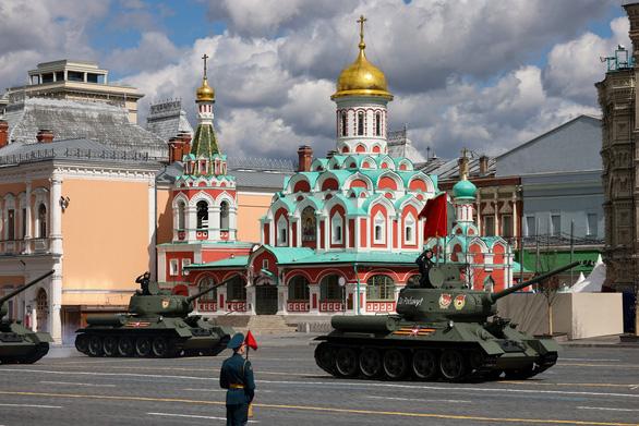 Nga duyệt binh Ngày chiến thắng - Ảnh 6.