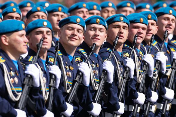 Nga duyệt binh Ngày chiến thắng - Ảnh 1.
