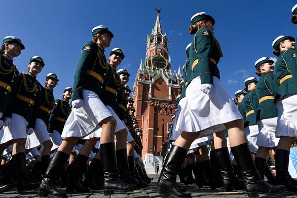 Nga duyệt binh Ngày chiến thắng - Ảnh 5.