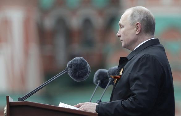 Nga duyệt binh Ngày chiến thắng - Ảnh 3.