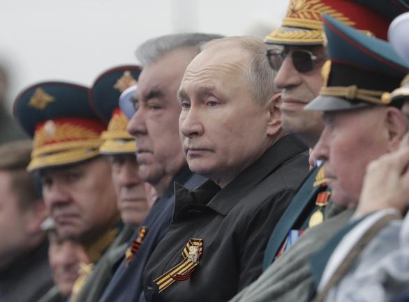 Nga duyệt binh Ngày chiến thắng - Ảnh 9.