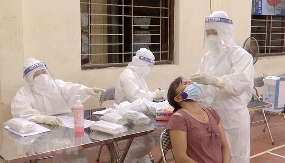 Hà Nội thông báo khẩn: Người đi Thuận Thành từ 28-4 cách ly tại nhà, khai báo y tế ngay - Ảnh 1.