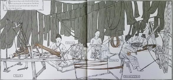 Diện kiến Đại Việt thời Trần qua Artbook Hành trình Đông A - Ảnh 7.