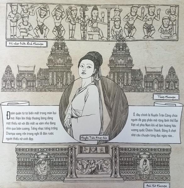 Diện kiến Đại Việt thời Trần qua Artbook Hành trình Đông A - Ảnh 3.