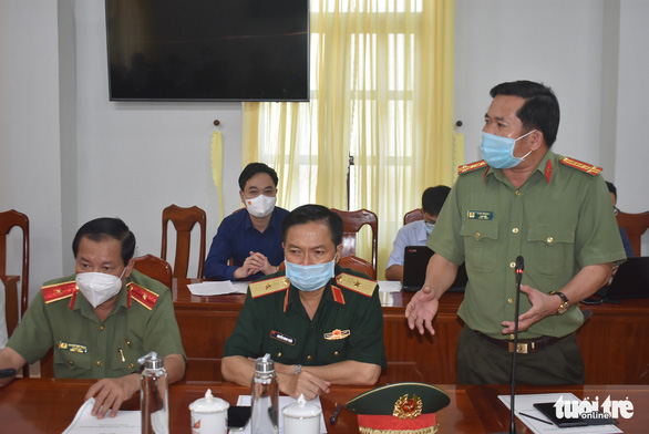 Thủ tướng Phạm Minh Chính thị sát vùng biên giới chỉ đạo phòng chống dịch - Ảnh 3.