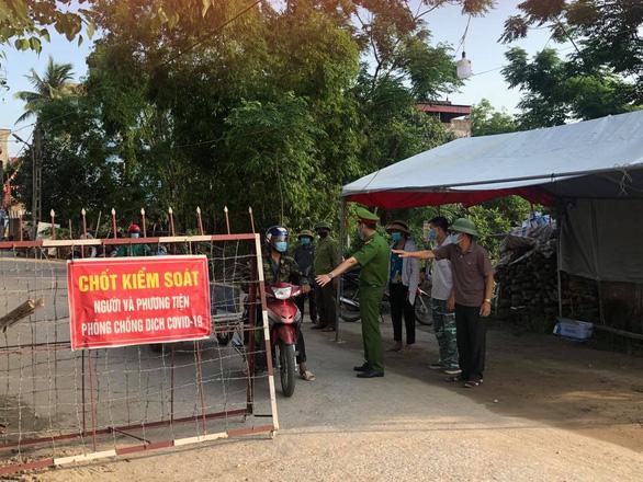 Bắc Ninh có thêm 42 ca dương tính, riêng ổ dịch Thuận Thành có tới 40 ca - Ảnh 1.
