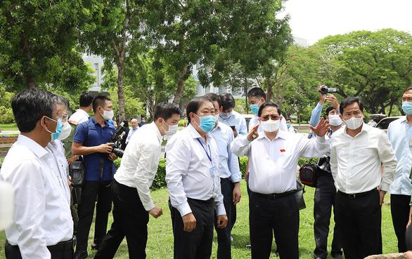 Thủ tướng triệu tập các bí thư tỉnh ủy bàn làm đường cao tốc - Ảnh 1.