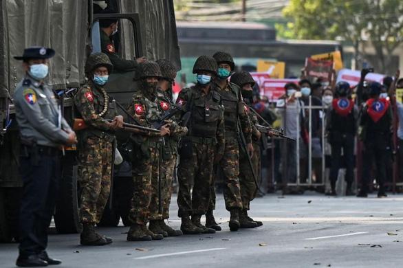Chính quyền quân sự Myanmar phê duyệt gói đầu tư 2,8 tỉ USD - Ảnh 1.