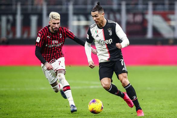 Juventus vất vả tìm vé dự Champions League - Ảnh 1.