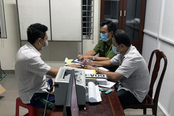Đồng Nai phạt chủ xe lắp biển số lộc phát giả, chuyển hồ sơ cho cơ quan điều tra - Ảnh 1.