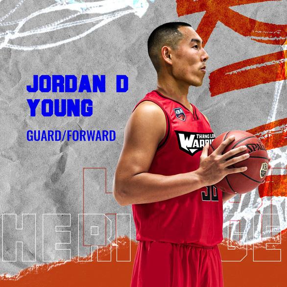 Người anh song sinh thế chỗ Justin Young ở Thang Long Warriors - Ảnh 2.
