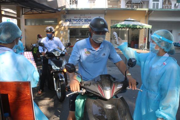 Phong tỏa tạm một phần khu khám bệnh Bệnh viện Nhi đồng TP và Phụ sản Mê kông - Ảnh 1.