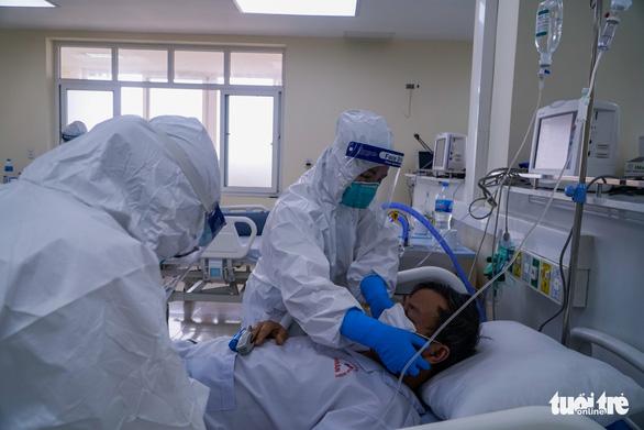 Một bệnh nhân 76 tuổi mắc COVID-19 tử vong - Ảnh 1.