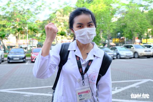 1.000 sinh viên y khoa TP.HCM tình nguyện tham gia chống dịch COVID-19 - Ảnh 3.