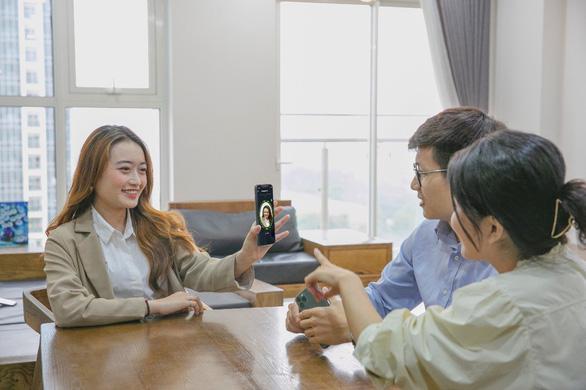 Mở tài khoản chỉ trong một đến vài phút qua eKYC của Vietcombank - Ảnh 1.