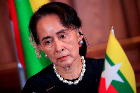 Myanmar mở thêm hồ sơ án tham nhũng đối với bà Aung San Suu Kyi - Ảnh 1.