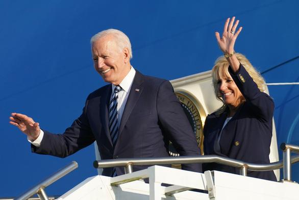 8 ngày đưa Mỹ trở lại châu Âu của ông Biden - Ảnh 1.