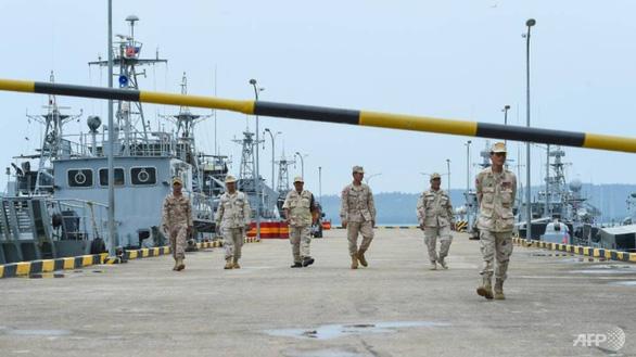 Việt Nam nói gì việc Trung Quốc hỗ trợ Campuchia cải tạo căn cứ hải quân Ream? - Ảnh 1.