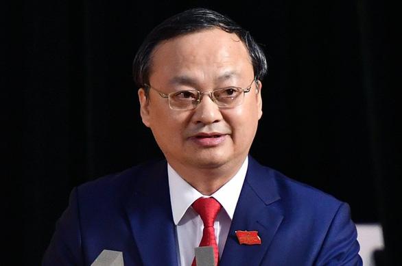 Ông Đỗ Tiến Sỹ giữ chức tổng giám đốc Đài Tiếng nói Việt Nam - Ảnh 1.