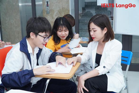LangGo: Hệ thống luyện thi IELTS dành cho người mới bắt đầu - Ảnh 3.