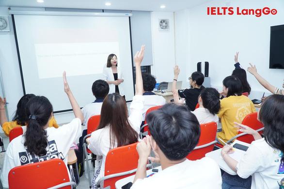 LangGo: Hệ thống luyện thi IELTS dành cho người mới bắt đầu - Ảnh 4.