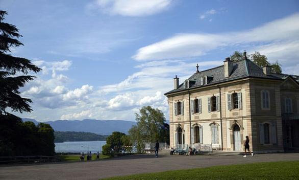 Biệt thự cổ ven hồ ở Geneva là điểm hẹn của Thượng đỉnh Biden - Putin - Ảnh 2.