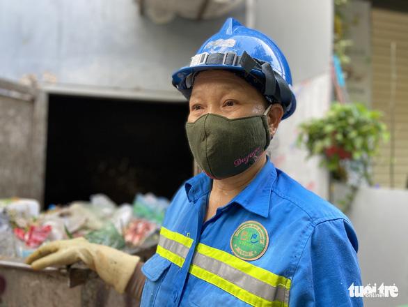 Bị nợ lương, công nhân môi trường cay đắng vay nợ, lượm ve chai sống qua ngày - Ảnh 4.