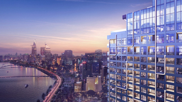 Chủ tịch HoREA đánh giá cao dự án bất động sản hàng hiệu Grand Marina - Ảnh 2.