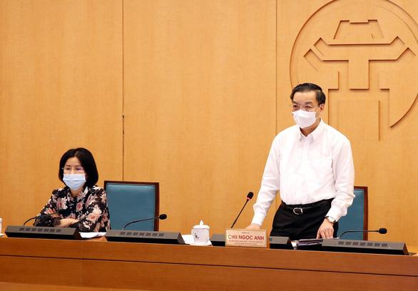 Chủ tịch Hà Nội: Đảm bảo an toàn cho kỳ thi vào lớp 10 THPT - Ảnh 2.