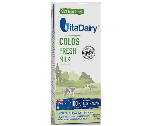 Sữa non tươi nhập khẩu 100% từ Tasmania - Úc - Ảnh 2.