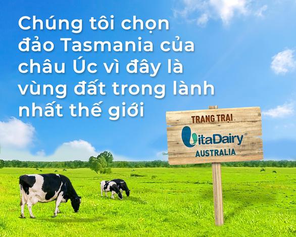 Sữa non tươi nhập khẩu 100% từ Tasmania - Úc - Ảnh 3.