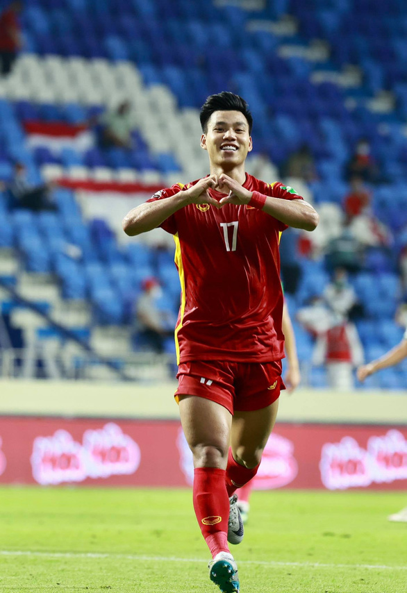 Dự đoán cầu thủ xuất sắc nhất trận Việt Nam - Malaysia: Sẽ là ai? - Ảnh 1.