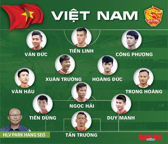 Tuyển Việt Nam giành 3 điểm quý giá trước Malaysia - Ảnh 3.