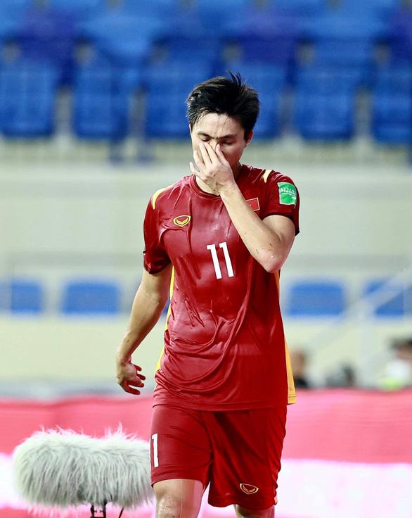 Tuấn Anh không có trong danh sách cầu thủ đá trận Việt Nam gặp Malaysia - Ảnh 1.