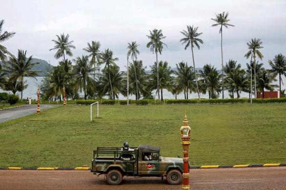 Mỹ phàn nàn Campuchia không cho thăm toàn bộ căn cứ Ream - Ảnh 1.