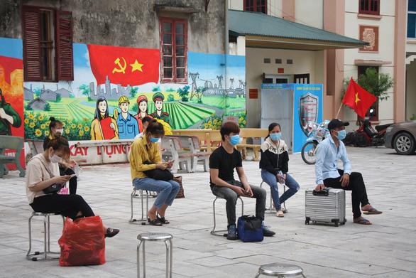 Khoảng 30.000 công nhân từ Bắc Giang sẽ về các tỉnh, thành trên cả nước - Ảnh 1.