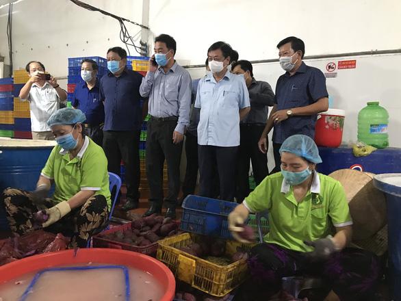 Bộ trưởng Lê Minh Hoan: 'Chúng ta đang đánh cược hơn là làm kinh tế nông nghiệp' - Ảnh 1.