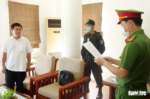 Bắt tổng giám đốc Công ty cổ phần Việt An vì lừa đảo hơn 601 tỉ đồng - Ảnh 1.