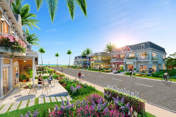 Shop-villa ở Hồ Tràm hút nhà đầu tư vì khan hiếm - Ảnh 1.