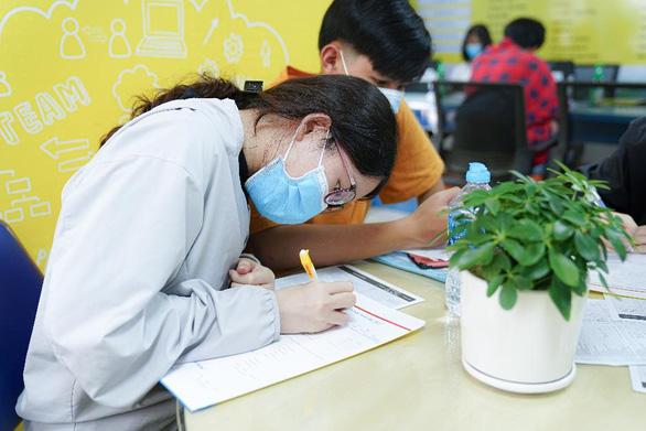 Hồ sơ xét tuyển học bạ tăng khủng - Ảnh 2.