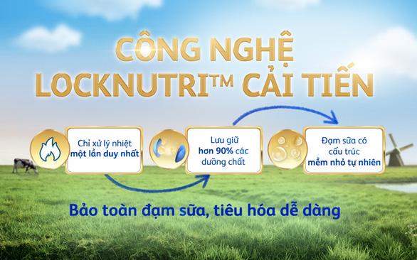 Bồi dưỡng bé tiêu hóa khỏe với Friso Gold mới 100% dinh dưỡng châu Âu - Ảnh 3.