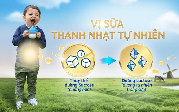 Bồi dưỡng bé tiêu hóa khỏe với Friso Gold mới 100% dinh dưỡng châu Âu - Ảnh 4.