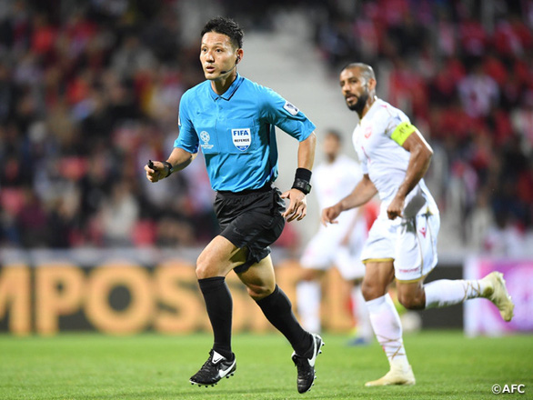 Trọng tài Nhật từng cầm còi ở V-League bắt chính trận Malaysia - Việt Nam - Ảnh 1.