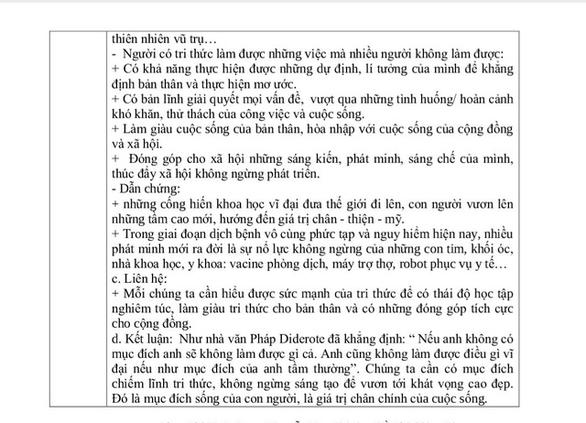 Gợi ý giải đề môn văn thi tuyển sinh lớp 10 Hà Nội - Ảnh 6.