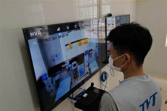 Đưa vào hoạt động Trung tâm ICU điều trị bệnh nhân COVID-19 nặng tại Bắc Ninh - Ảnh 4.