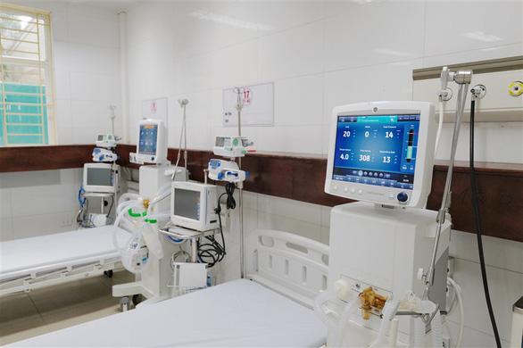 Đưa vào hoạt động Trung tâm ICU điều trị bệnh nhân COVID-19 nặng tại Bắc Ninh - Ảnh 3.