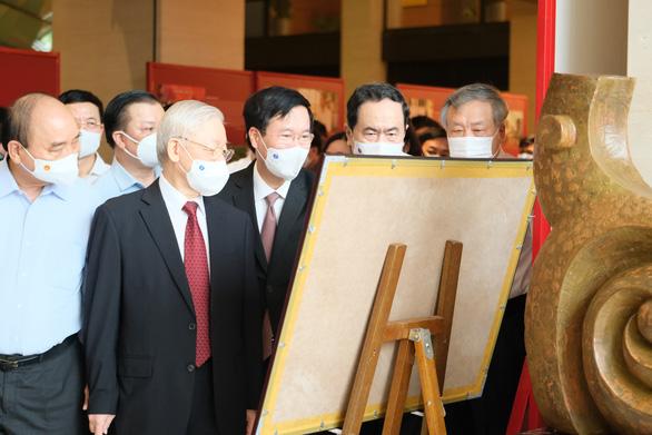 Tổng bí thư Nguyễn Phú Trọng: Cứ làm đi, có hiệu quả, dân tin - Ảnh 2.